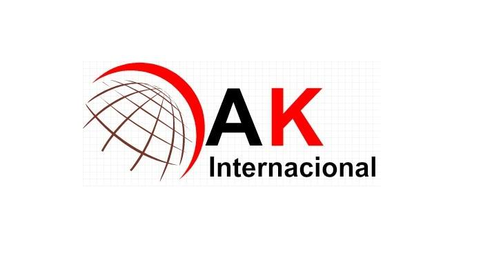 AK INTERNACIONAL Logo