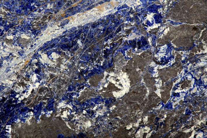 Bolivia Blue