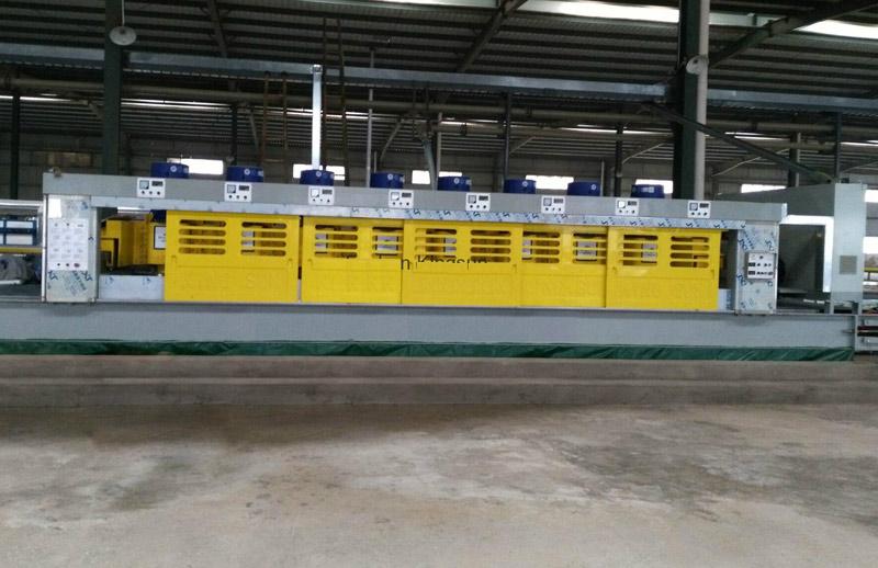 Chinese Artificial Quartz Stone Calibration Machine