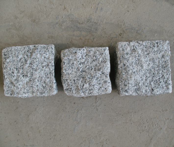 G603 Granite Cobble Stones