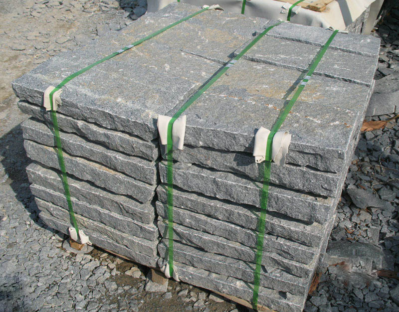 G654 Granite Paving Stone Natural Surface