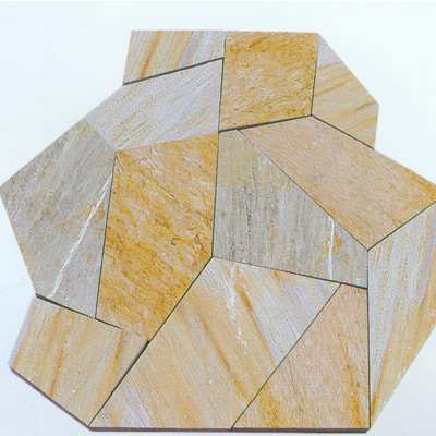 Quartzite Crazy Paving Stones