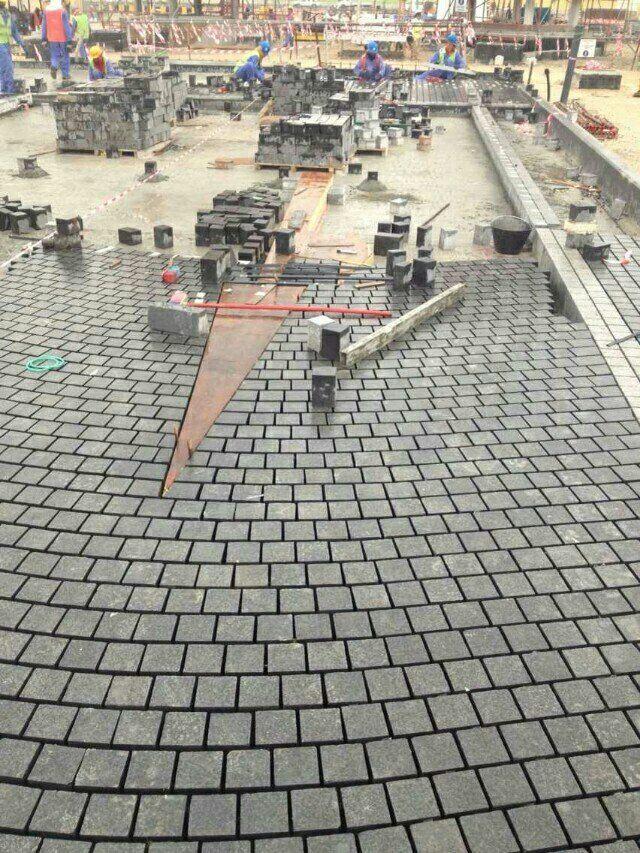 G778 Cube Stone Doha Project