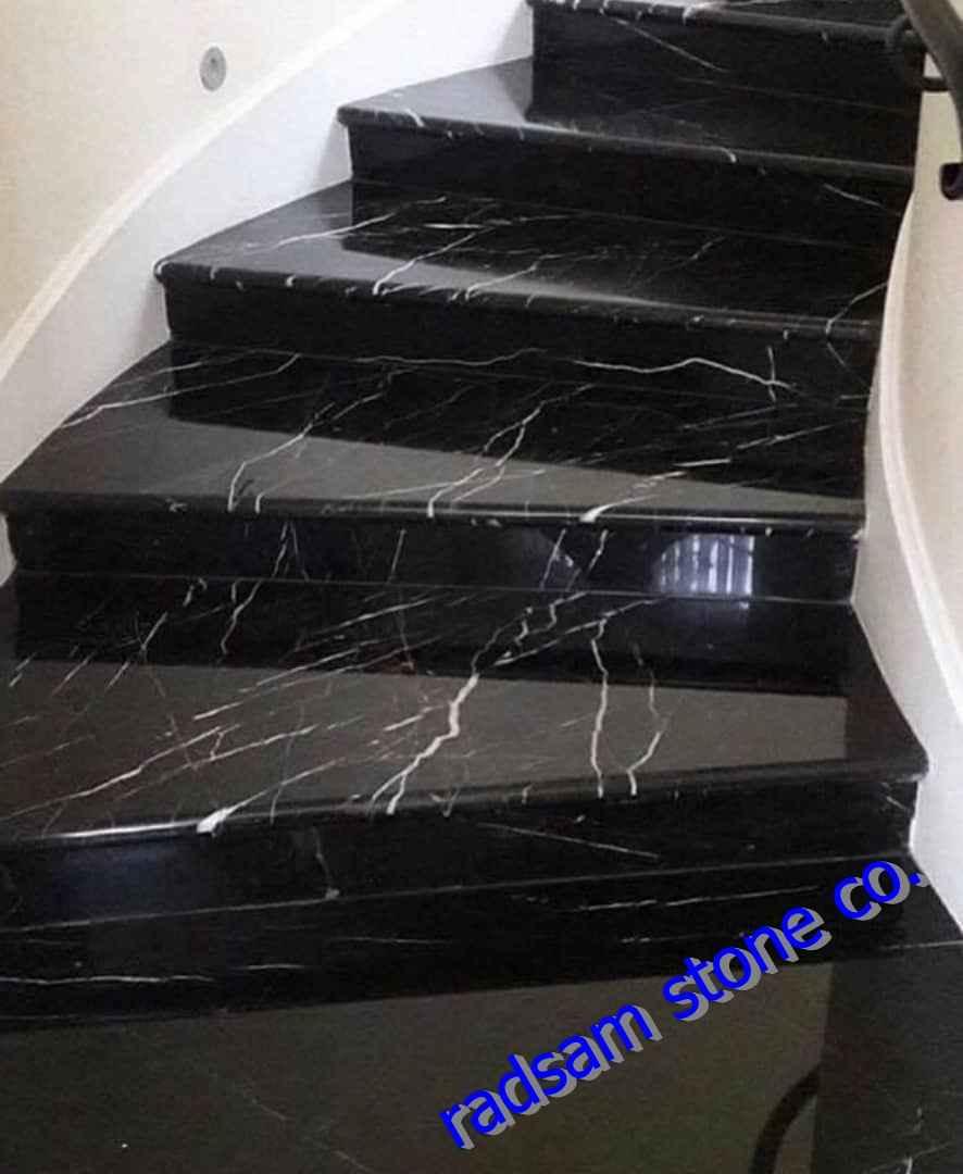 thoo black marble