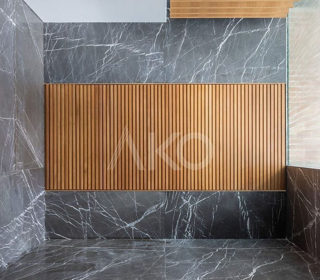 B8 Residential - Pietra Grey Marble