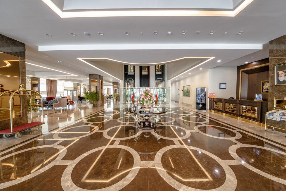 Sadafkooh Stone Hotel project