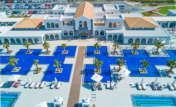 Anemos Luxury Grand Resorts