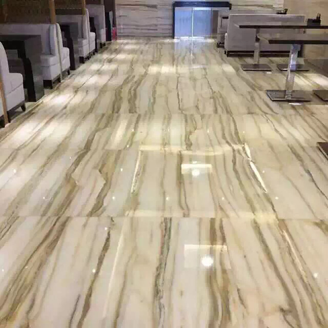 France Wooden Marble Project