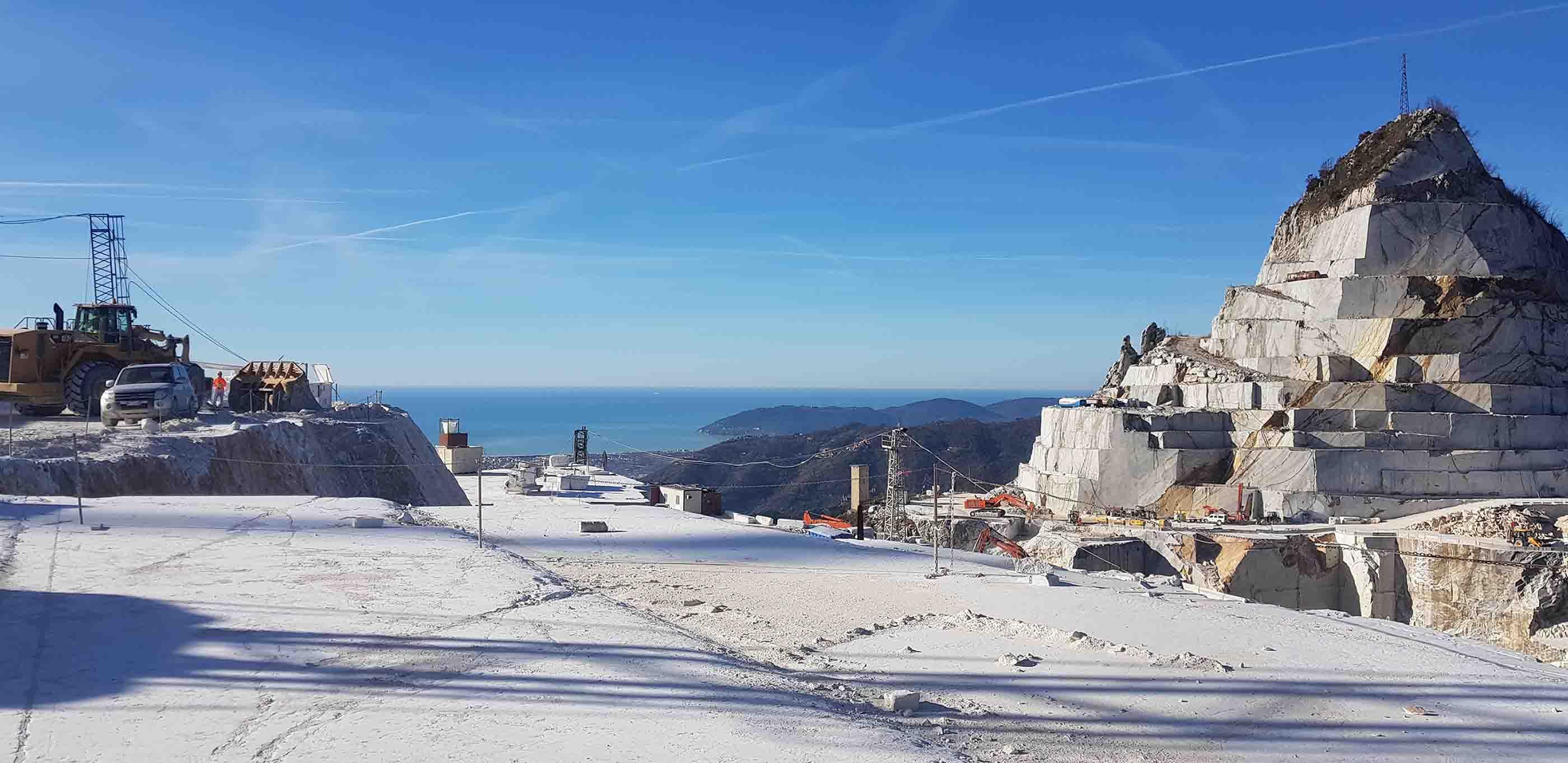 Calacatta Quarry