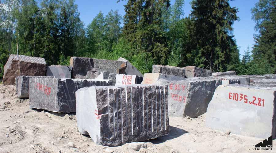 Elizovskiy granite
