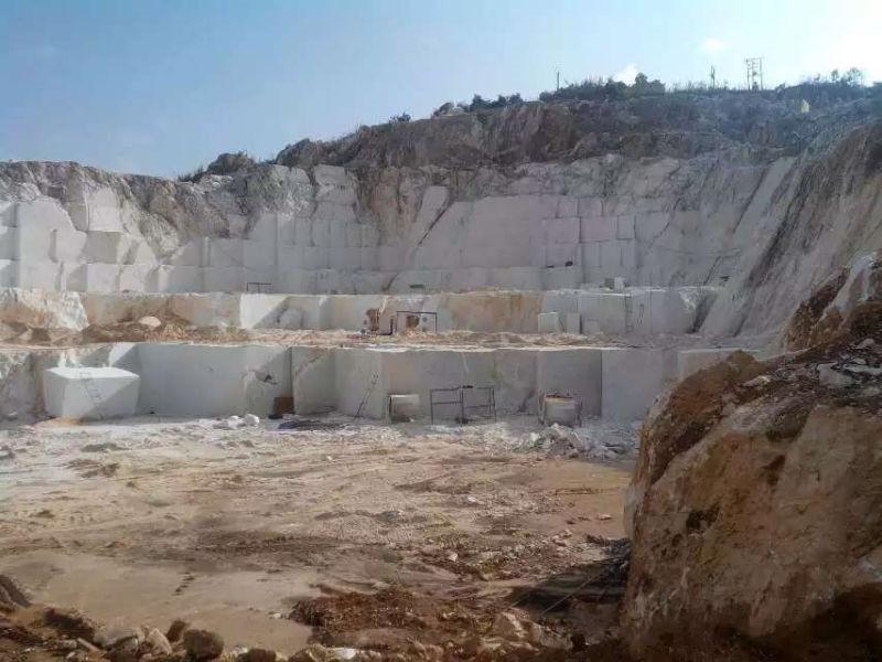 Jiashi White marble