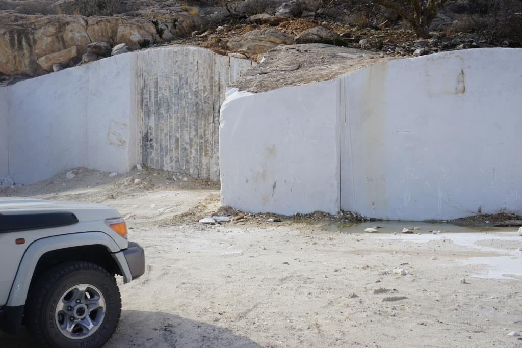 Namib White Marble