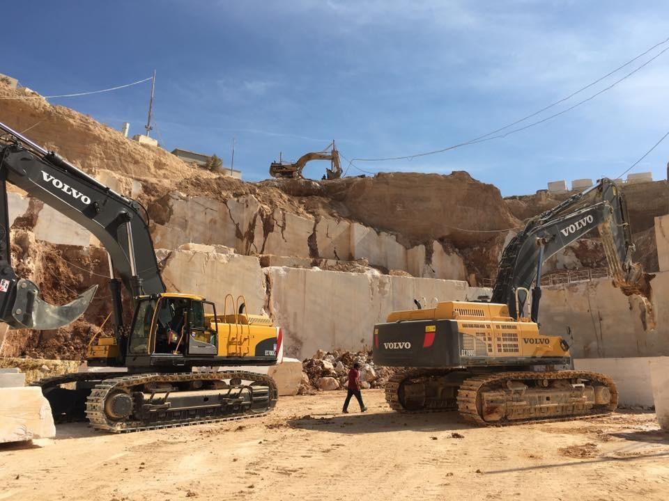 Ratti Daino Reale Quarries of Orosei Sardinia