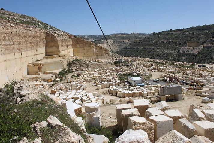 jerusalem stone A51