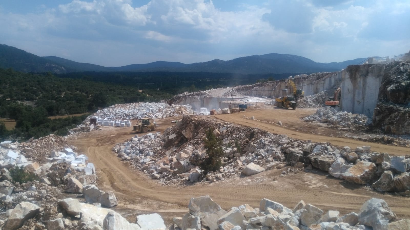 Mabella Marble Quarry