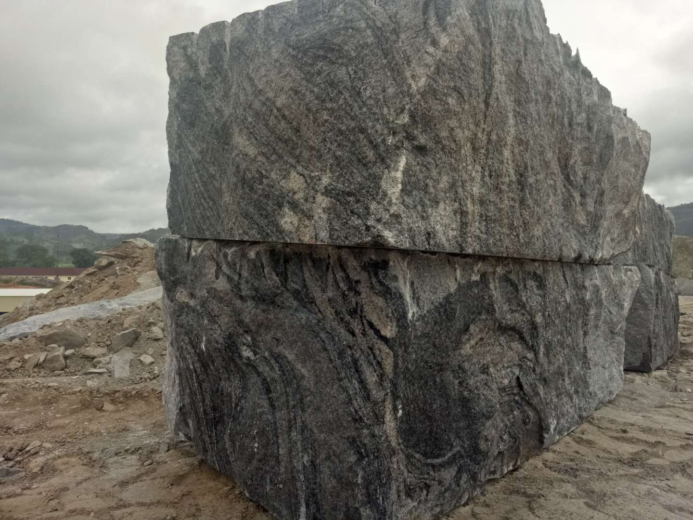 Juparana Granite Quarry