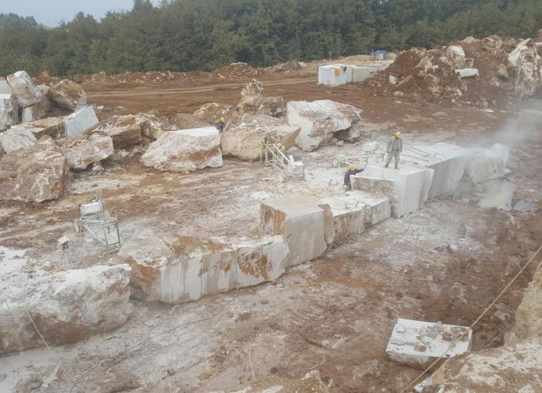 dark beige quarry