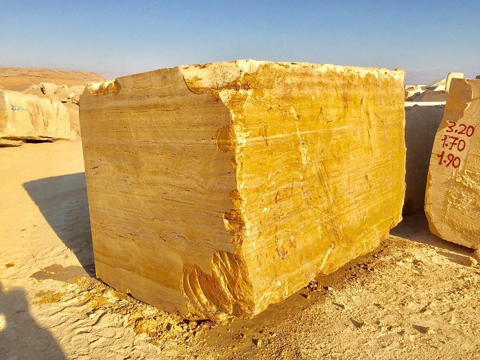 Azarshahr Travertine Quarry