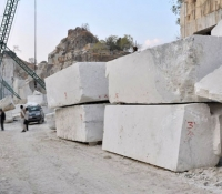 Ambaji White Marble Quarry