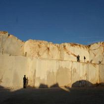 Turkey Marble Quarry