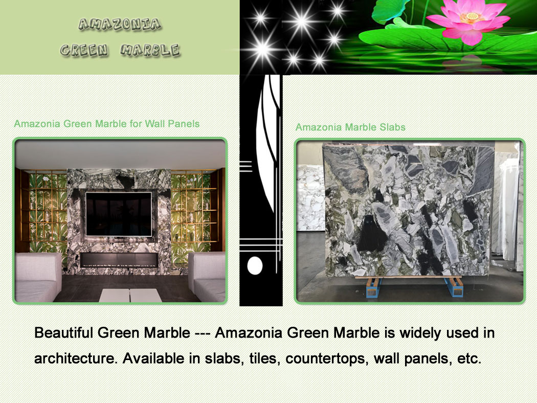 Amazonia Green Marble