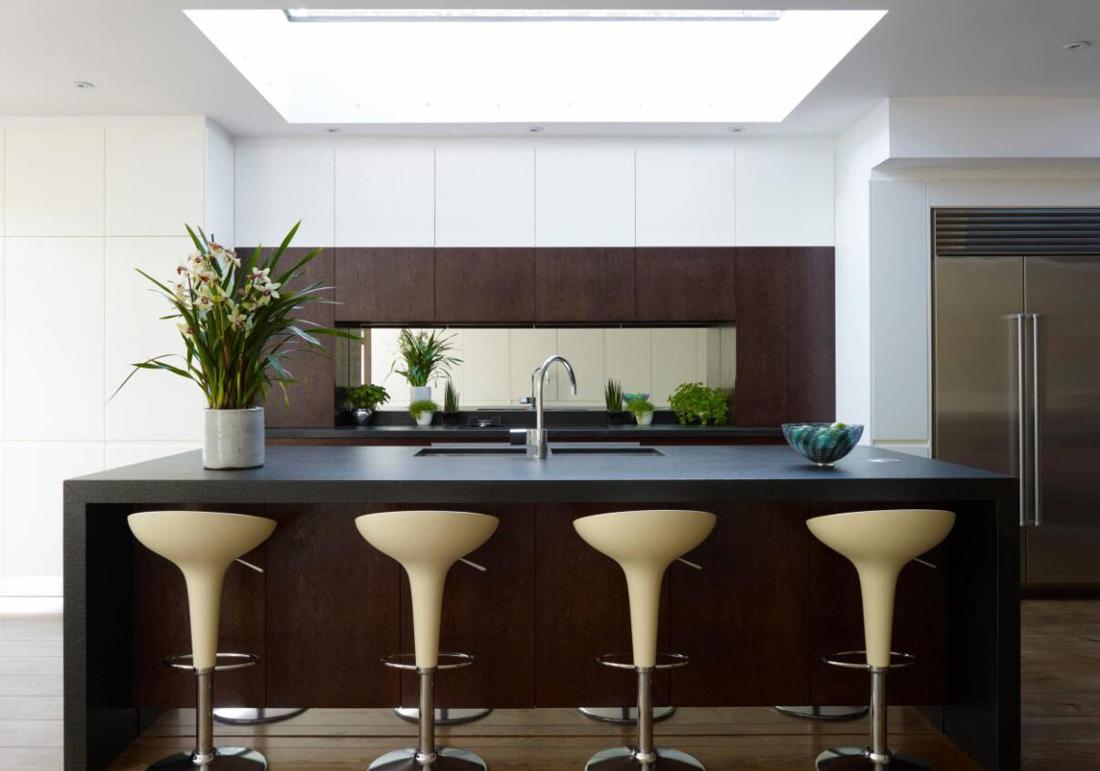 Black Stone Kitchen Countertops