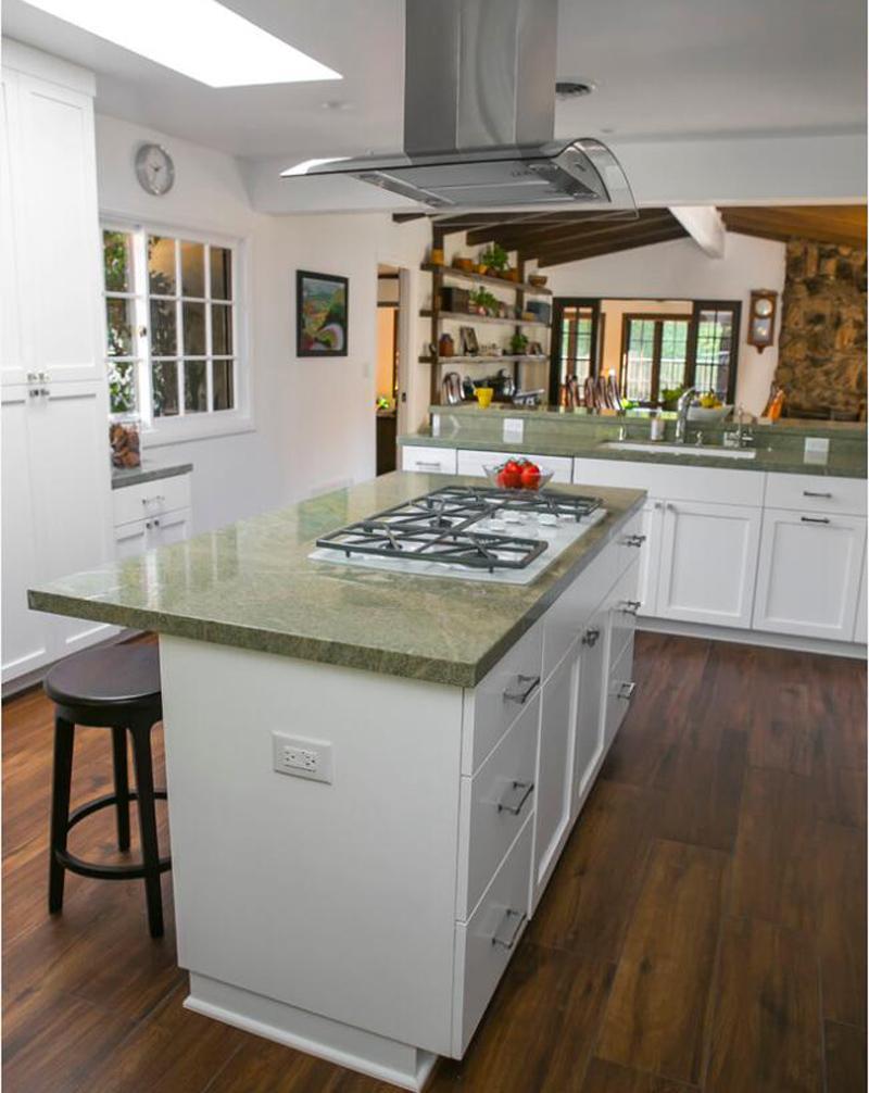 Green Stone Kitchen Countertops