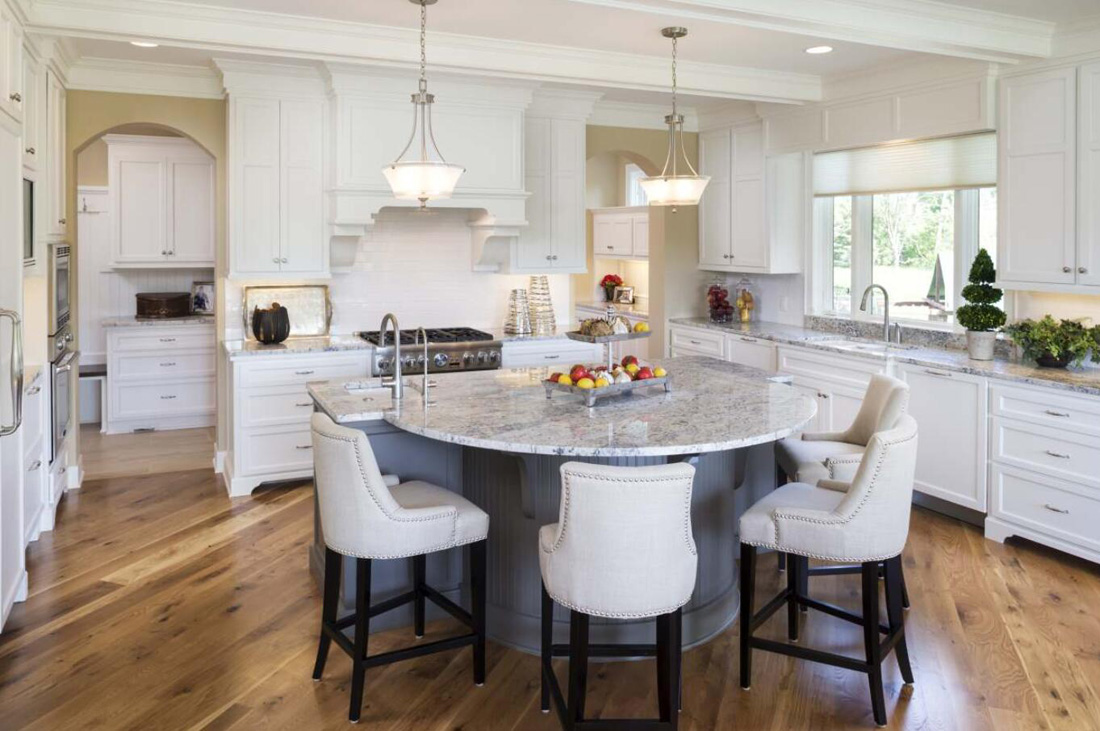 Marble Countertops With White Cabinets Stoneadd Gallery