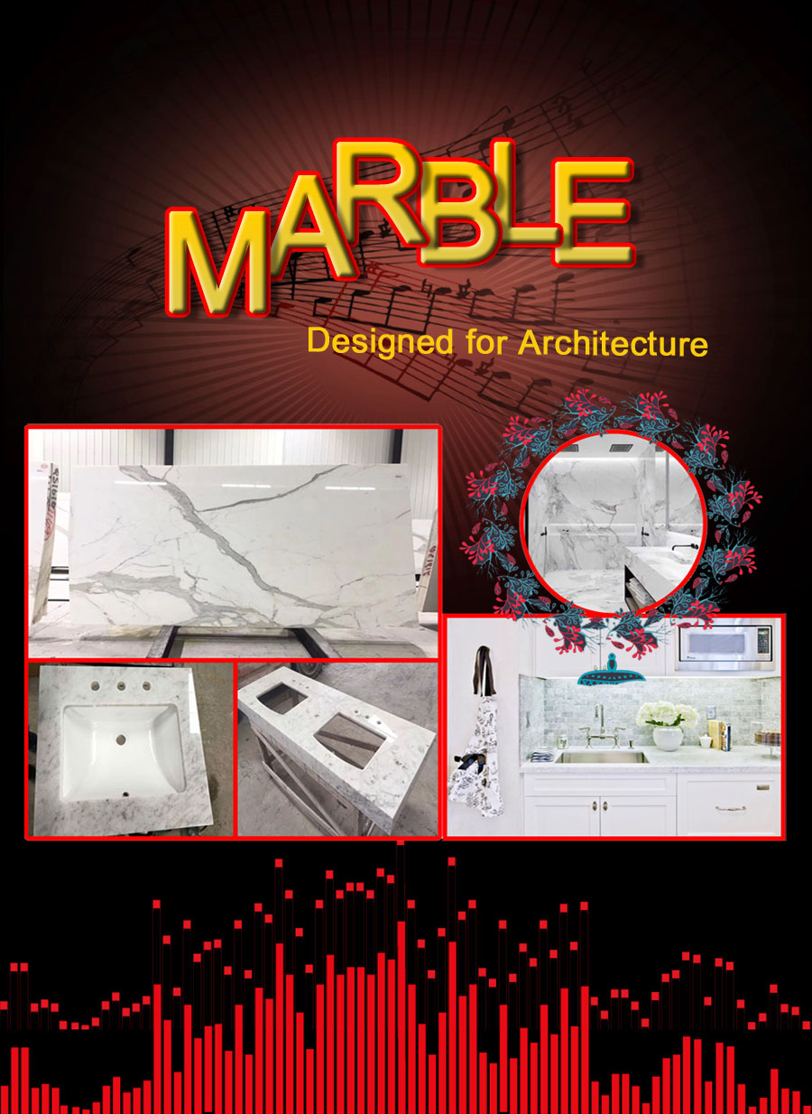 Marble Designed for Architecture