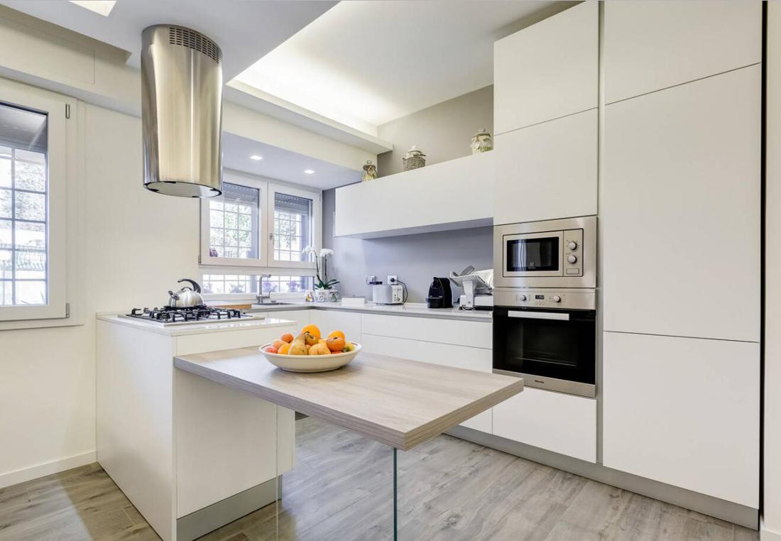 Modern Quartz Kitchen Countertops