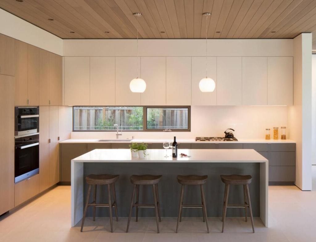 Modern Quartz Stone Countertops for Kitchen