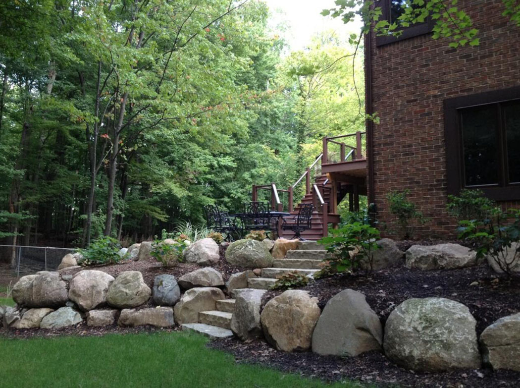 Natural Landscaping Stones