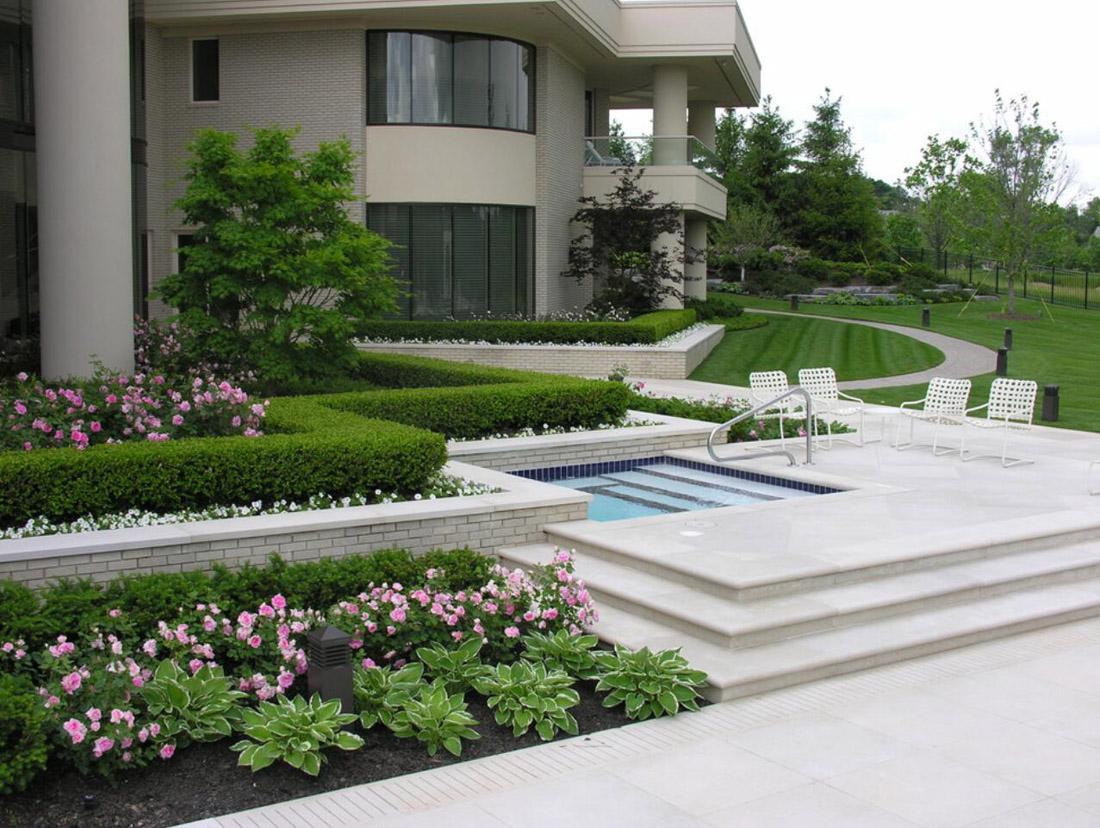 Paving Stone Tiles for Landscaping Design