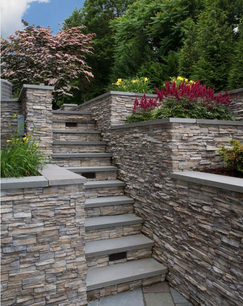 Wall Stone for Landscaping