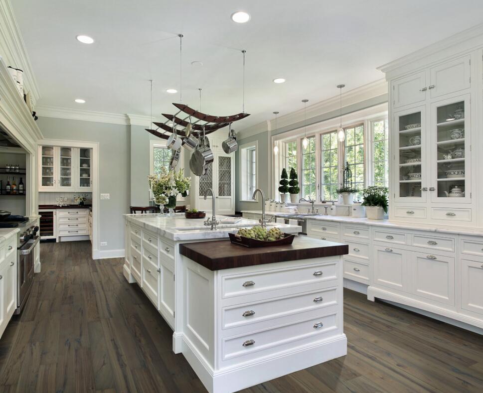 White Modern Marble Stone Countertops