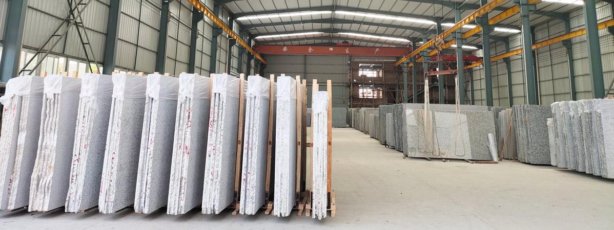 Xiadong Group Slabs Warehouse