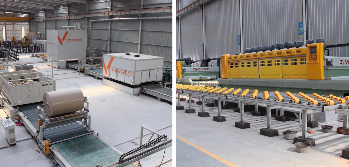 Apex Quartz Factory Machines