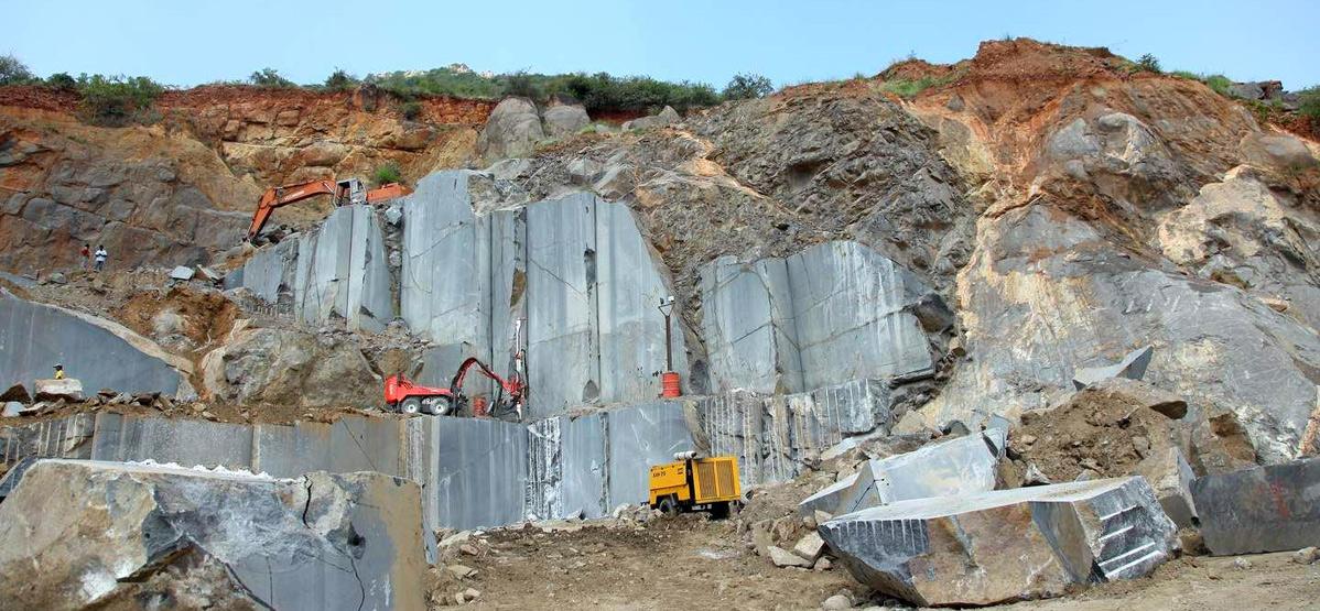 India Granite Quarry