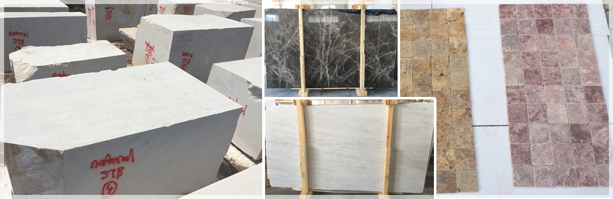 Turkey Marble and Travertine Products