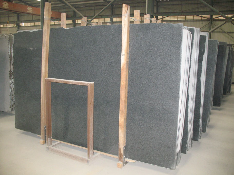 G654 Granite Slabs Chinese Grey Granite Slabs