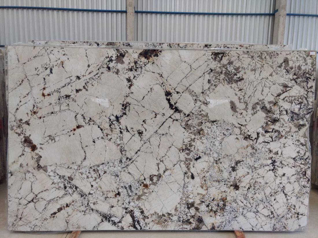 Blanc Du Blanc Granite Slabs 3cm Thick Luxury Stone Slabs