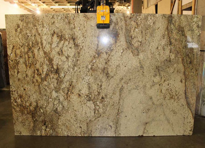 Sienna Beige Granite Slabs