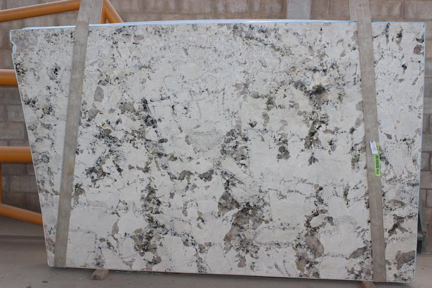 White Soul Granite Slabs