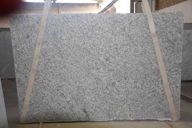 White Tulum Granite Slabs