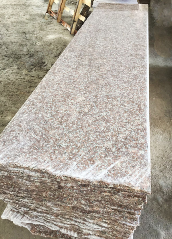 G687 Granite Slabs Half Sizes
