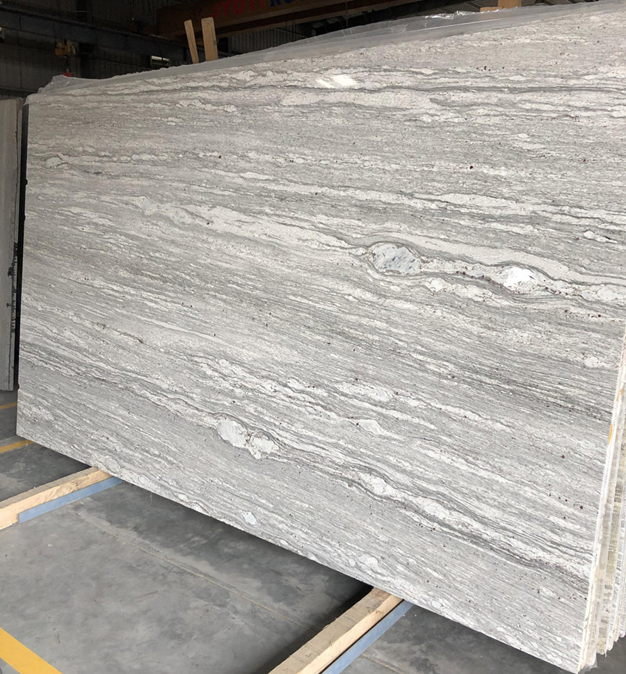 India White Granite Polished Slabs