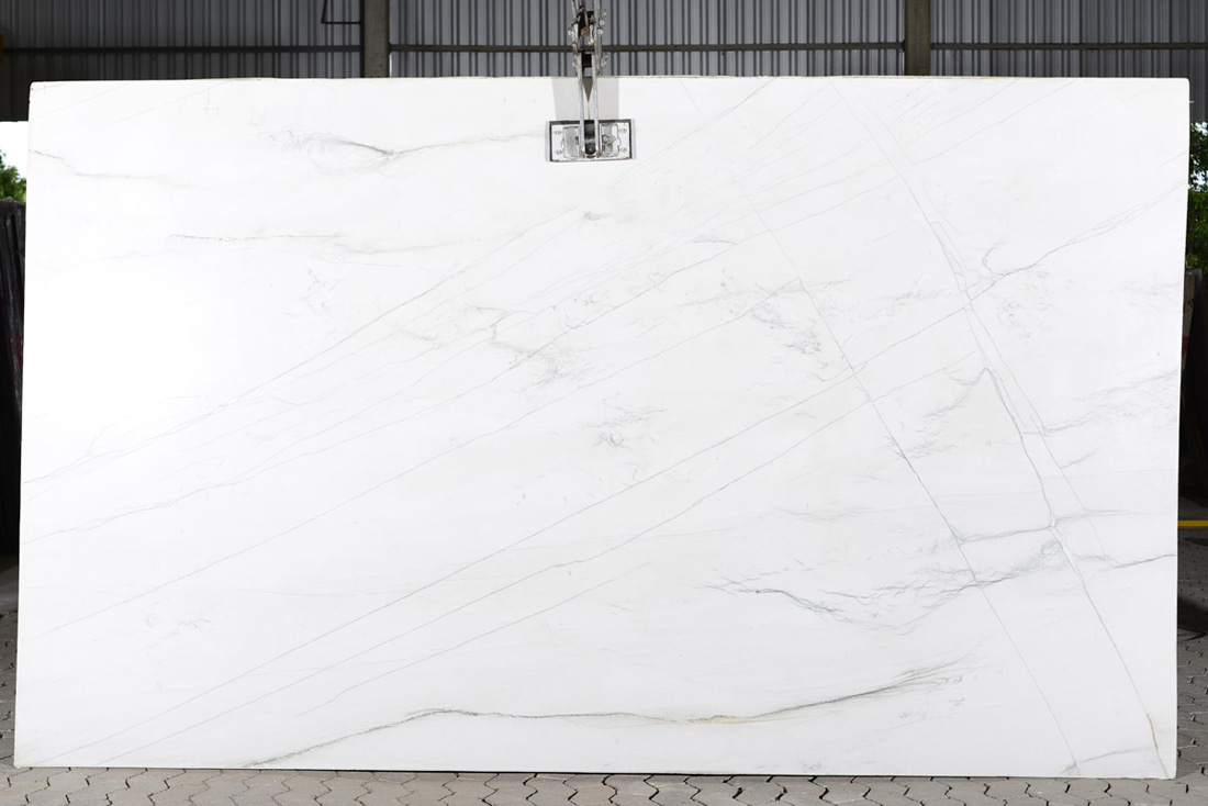 Bianco Superiore Marble Slabs