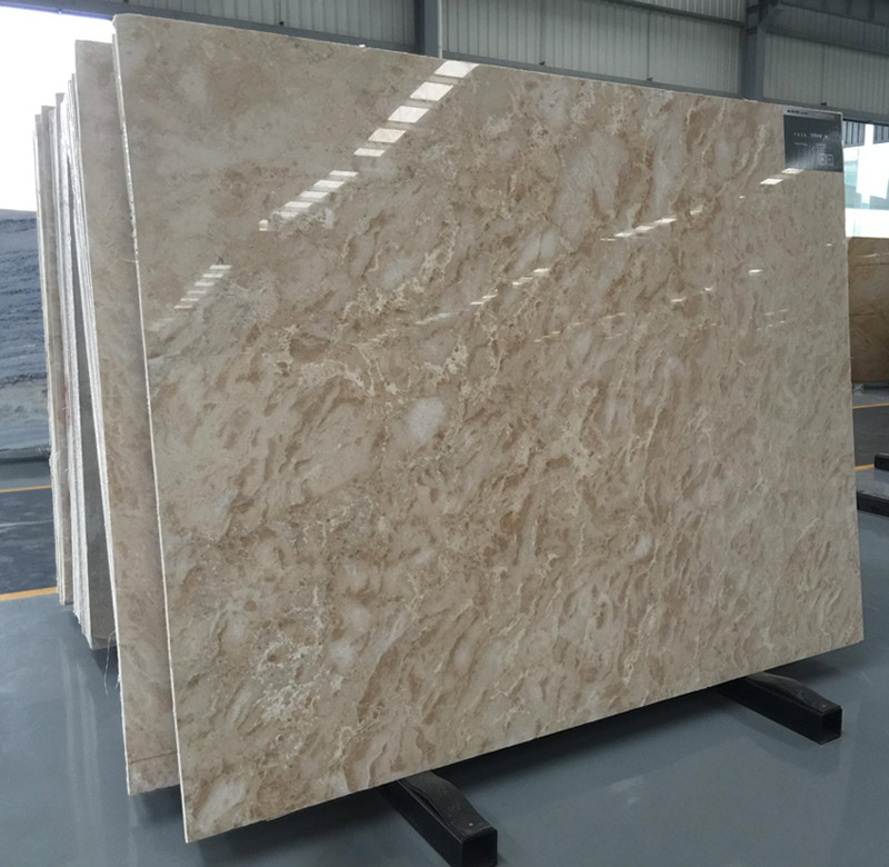 Dream Beige Marble Slabs