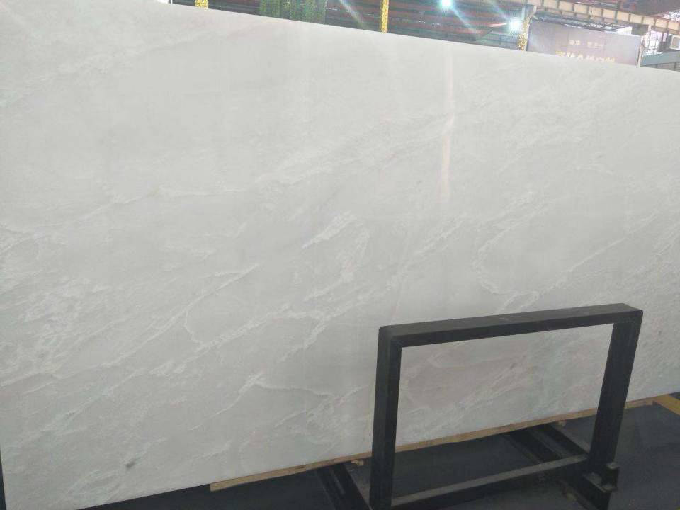White Marble Large Slabs