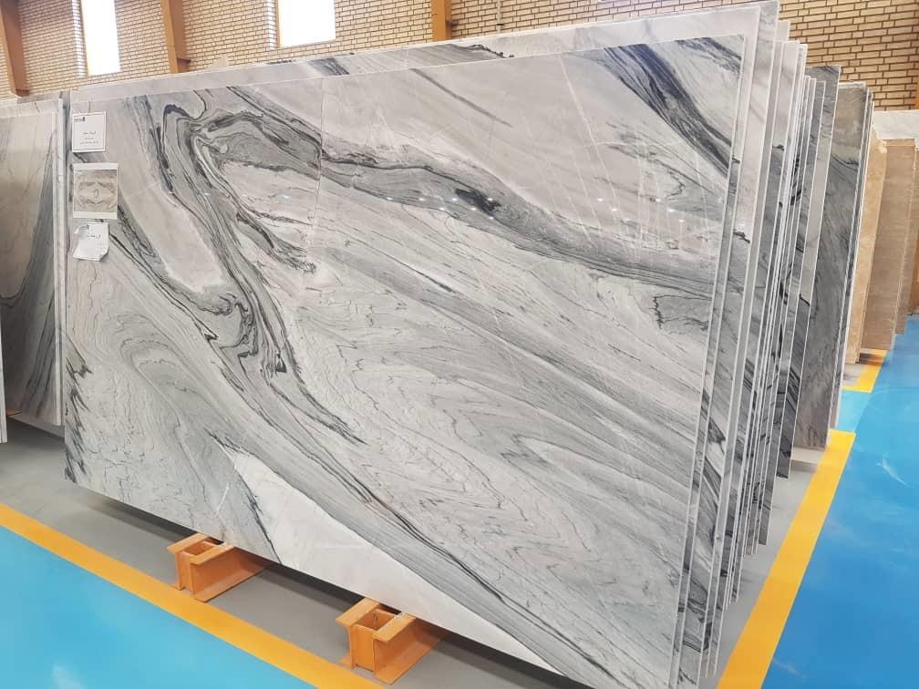 Sayman Crystal Marble Slabs